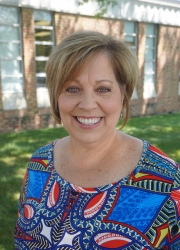 Celeste Stevenson - Director of Admission and Auxiliary Programs